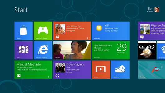 Microsoft Drops Windows 8 Consumer Preview, A 'Reimagined,' Cloud-y, Charmed Windows