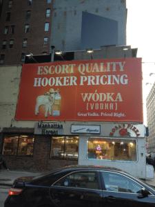 Wacky Wodka Vodka's latest ad (Copyranter)