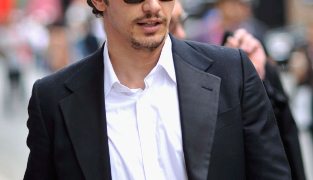 James Franco, non-Spanish-speaking star (Getty Images)