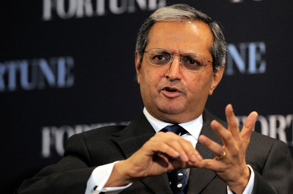 Citigroup CEO Vikram Pandit Says Anger With Wall Street Is 'Understandable'