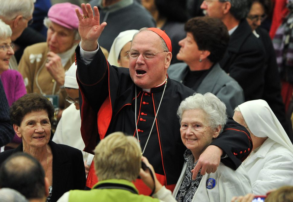 Cardinal Dolan Calls Selection of Pope Francis I a 'Milestone' for the Catholic Church