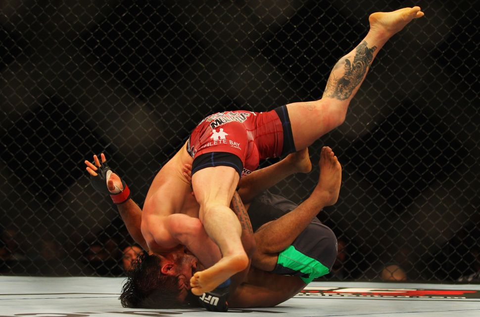 UFC Praises State Senate For Putting MMA Legalization Provision In The Budget