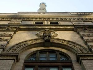 Architecture and detail as fine as this is a thing of the past! (Courtesy of Wired News York)