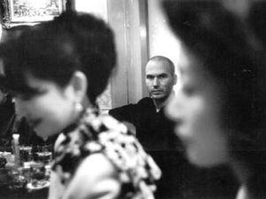 """alanna heiss and i photographed by araki in winter 1997"" Courtesy @KlausBiesenbach"