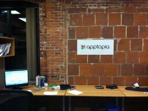 The Apptopia office.