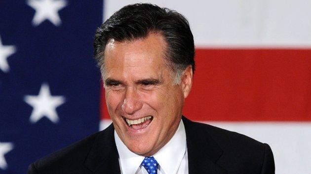 Mitt Romney's Strange Sense of Humor