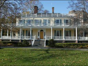 Gracie Mansion. (Photo: NYC.gov)