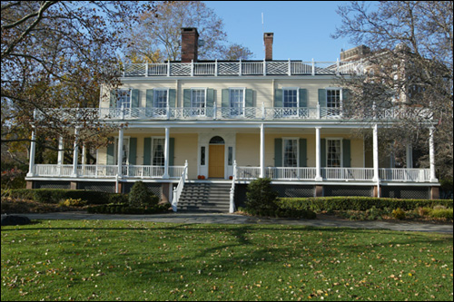Bill de Blasio to Move Into Gracie Mansion
