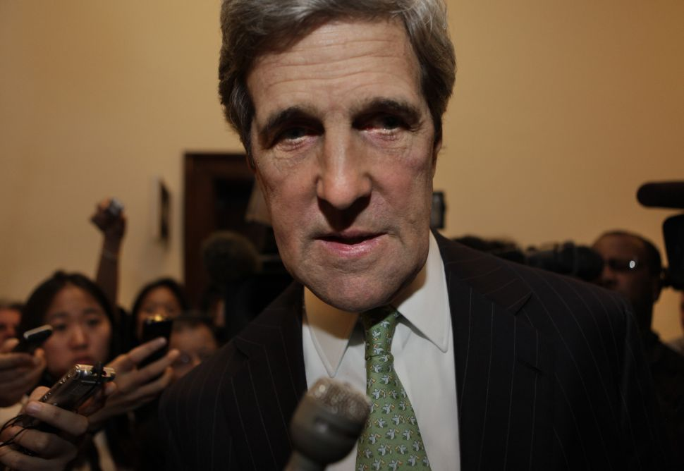 John Kerry Thinks There Should Be An Iraq War Parade In New York Or D.C.