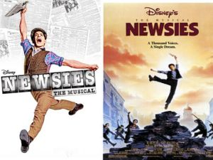 Newsies vs. Newsies