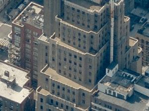 Walkin' on the West Side. (Bing Maps)