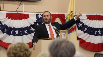 Shmuley Boteach: 'Cory Booker Is My Brother'