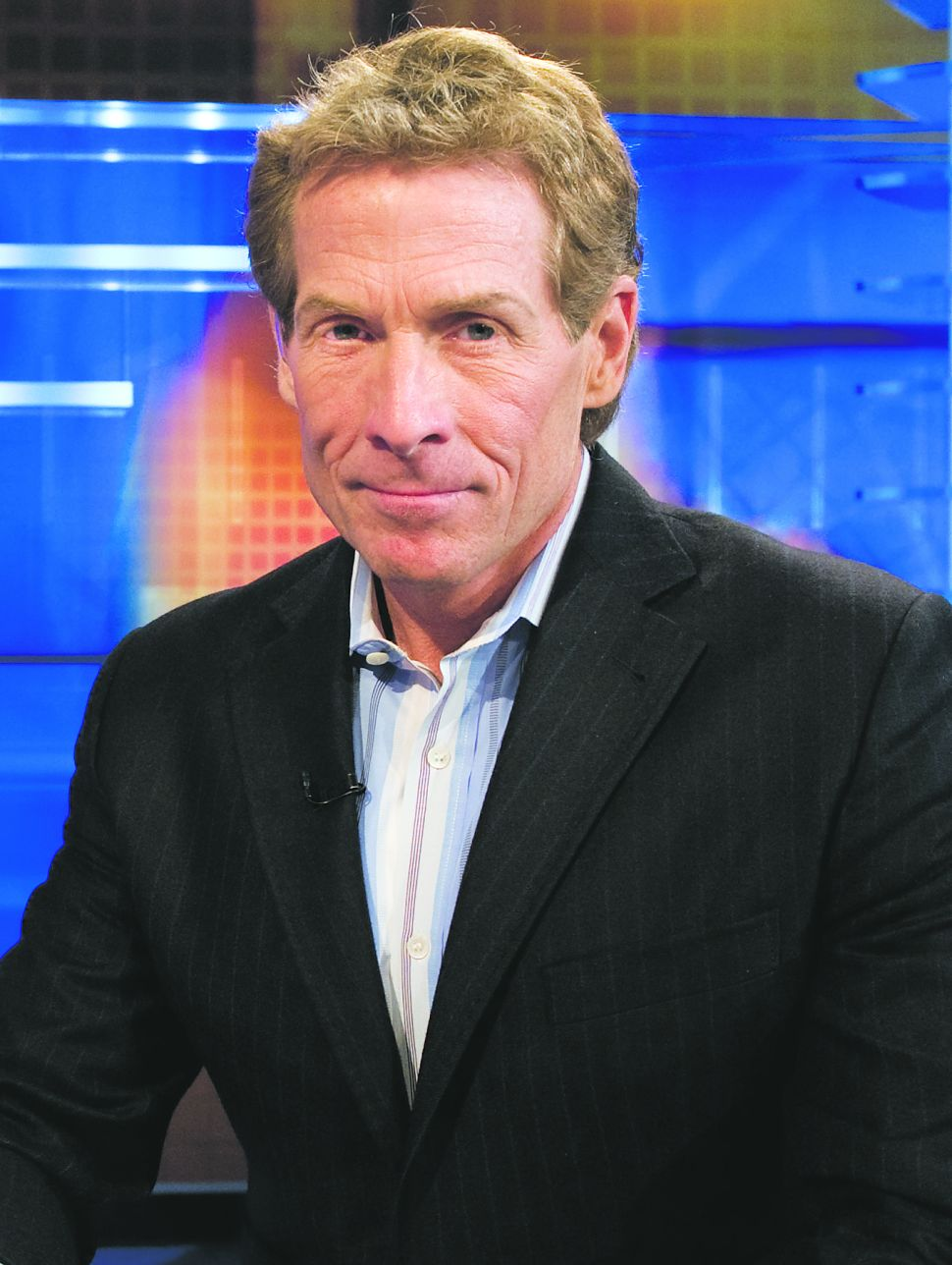 Skip Bayless FTW? One-on-One With ESPN's Top Trash Talker
