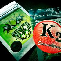 Synthetic marijuana. (DEA)