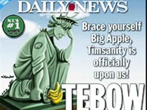 Jeremy Who? Daily News Pleads 'Timsanity'