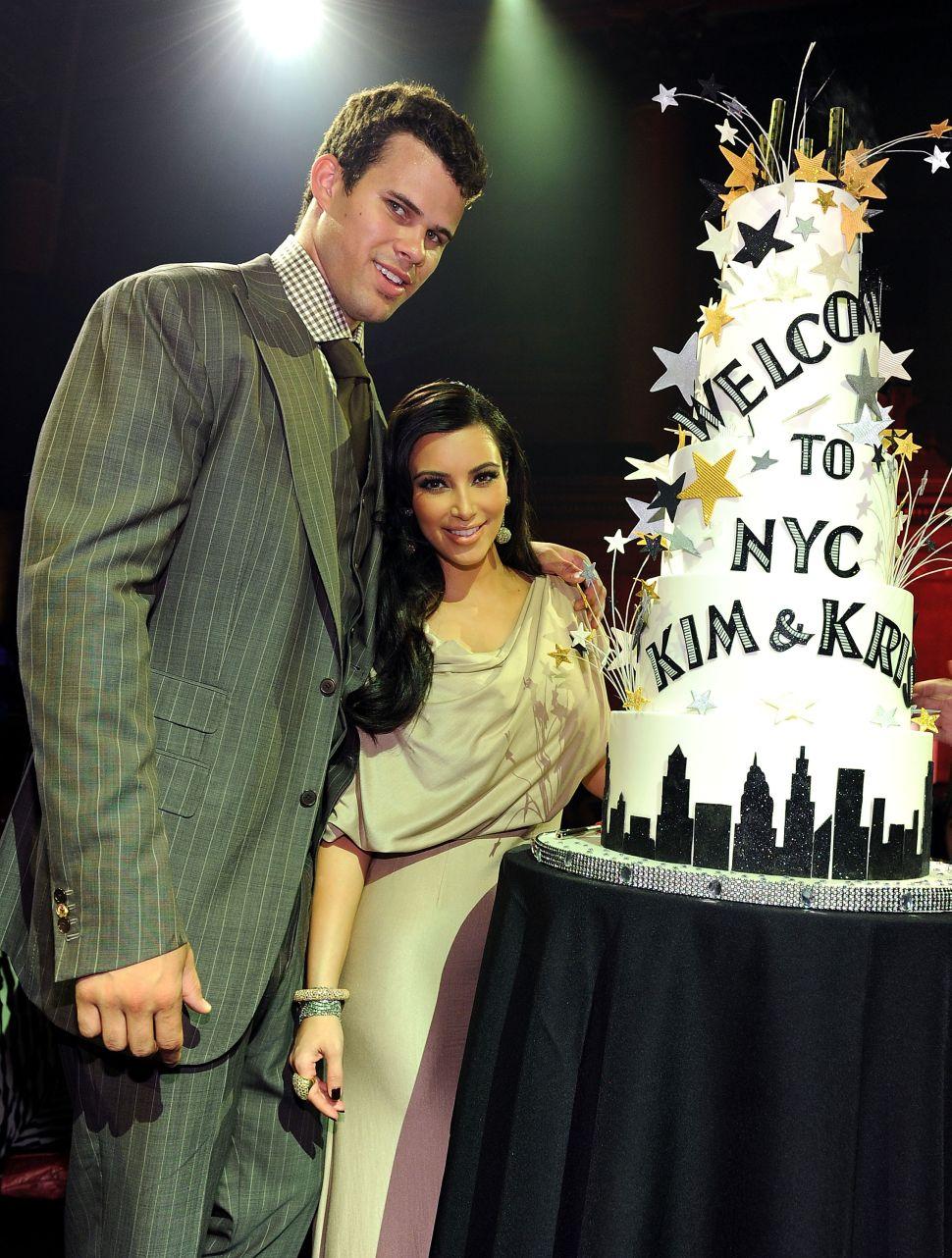 Kris Humphries Refuses to Divorce Kim Kardashian