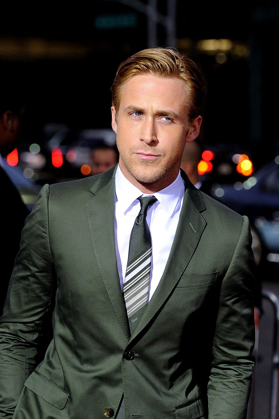Breaking: Ryan Gosling Saves British Woman From Taxi Collision on 6th Ave