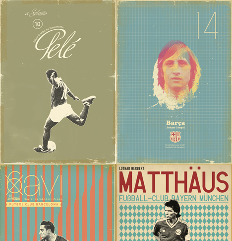 A Beautiful Poster For The Beautiful Game
