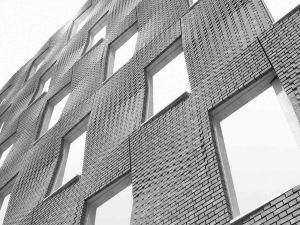 Wavy brick walls!