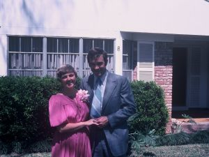 Ron and Carol Wells Paul together in 1977. (Photo: Facebook)