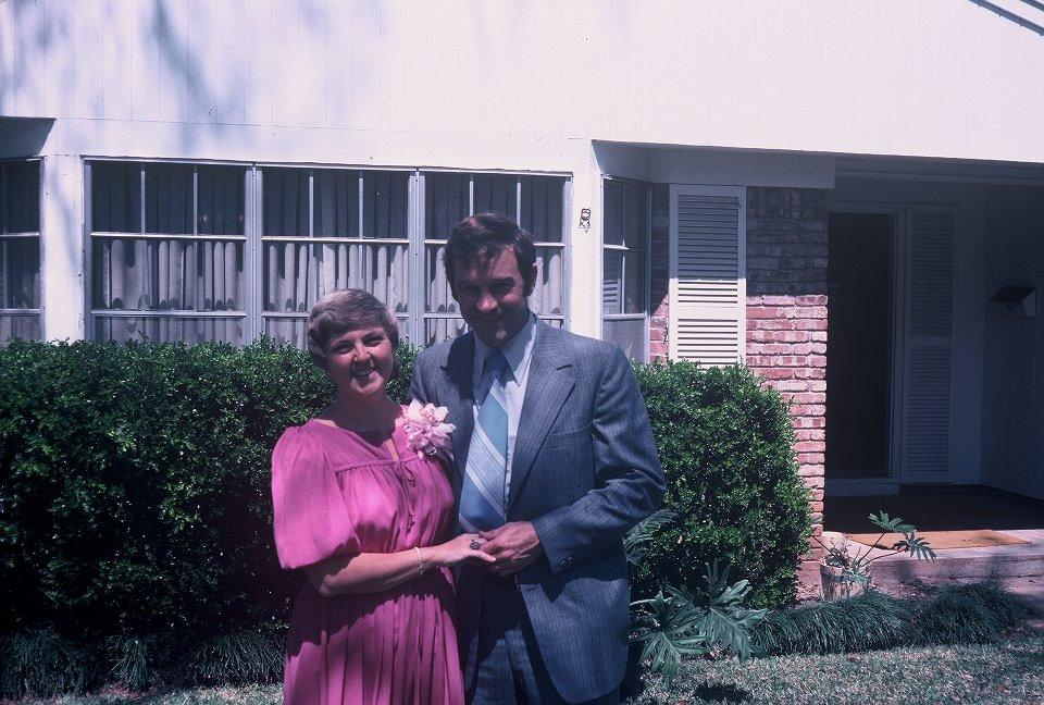 Ron Paul Has His Wife's Vote
