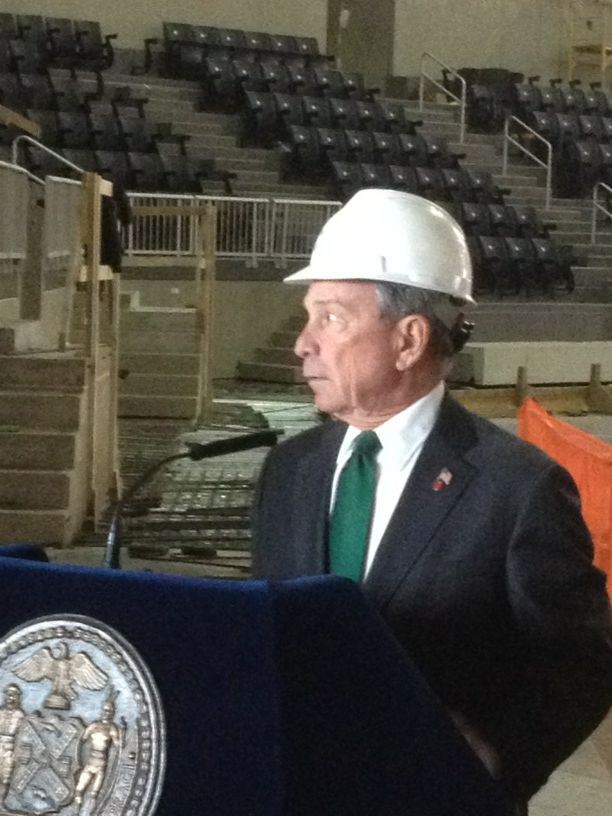 Mayor Bloomberg Plans To Have a 'Good Time' At Christine Quinn's Wedding Despite Their Prevailing Wage Disagreement
