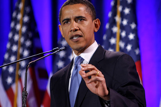 Obama: 'This Is Not Just Another Election, This Is A Make or Break Moment for The Middle Class'