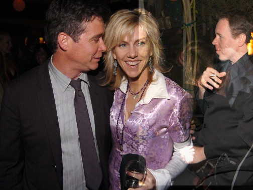 Who Was the Third Person in Bret Easton Ellis and Rielle Hunter's (Aborted) Cocaine-Induced Threesome?