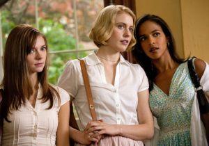 Carrie-MacLemore, Greta-Gerwig, and Megalyn-Echikunwoke in 'Damsels in Distress'
