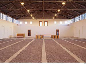 Donald Judd installation at Chinati Foundation. (Courtesy Chinati Foundation)