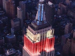 The Empire State Building (ESB)
