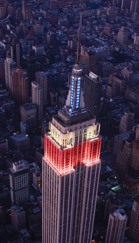 Empire State Building Owner Tony Malkin Expresses Concern for Injured, Will Keep Observatory Open