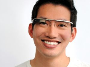 Won't be so smiley when there's malware on his face. (Photo: Google+)