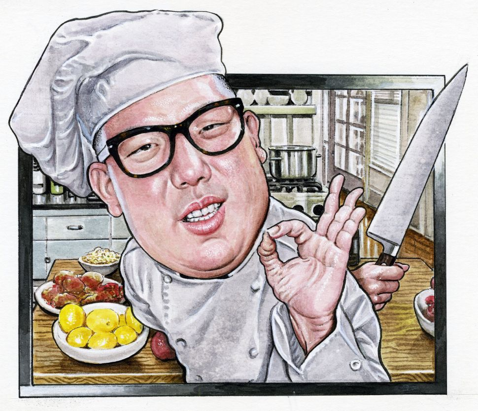 Well Huang: How Culinary Enfant Terrible Eddie Huang Dishes it Out