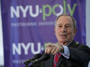 He bleeds purple. (NYU Local)