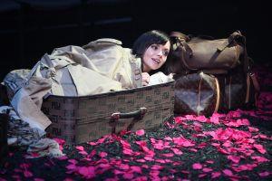 "Christina Ricci in ""A Midsummer Night's Dream."" (Courtesy Classic Stage Company)"