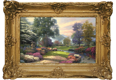 Thomas Kinkade, 'Painter of Light,' Dead at 54