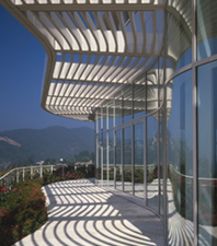 The Getty Center, Los Angeles (Photo courtesy of The Getty Center)