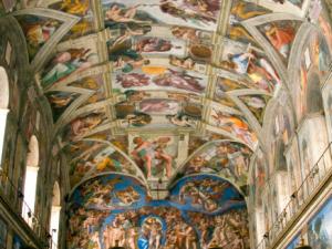Sistine Chapel (Courtesy Dark Rome Tours and Walks)