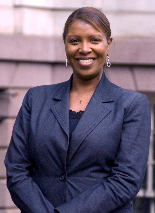 Tish James Takes on Fox News