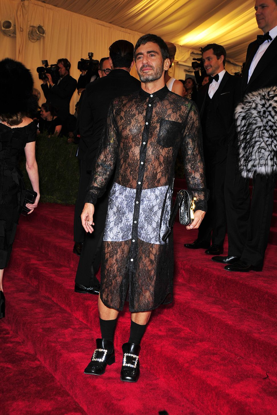 Night at the Museum: Notes from the Red Carpet at the Met Costume Institute Gala