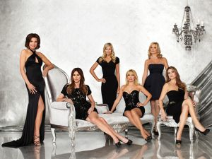 Housewives drama! (Bravo)