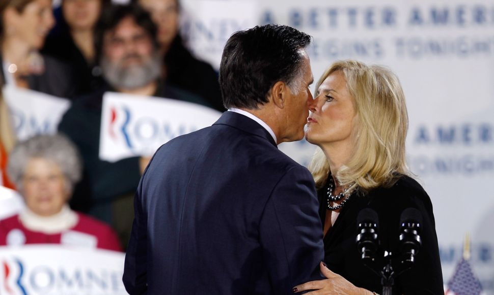 Mitt Romney: 'I'm Happy In Life As Long As I've Got My Soul Mate With Me' [Video]
