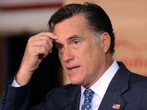 Former Massachusetts Gov. Mitt Romney (Getty Images/AFP: Jewel Samad).