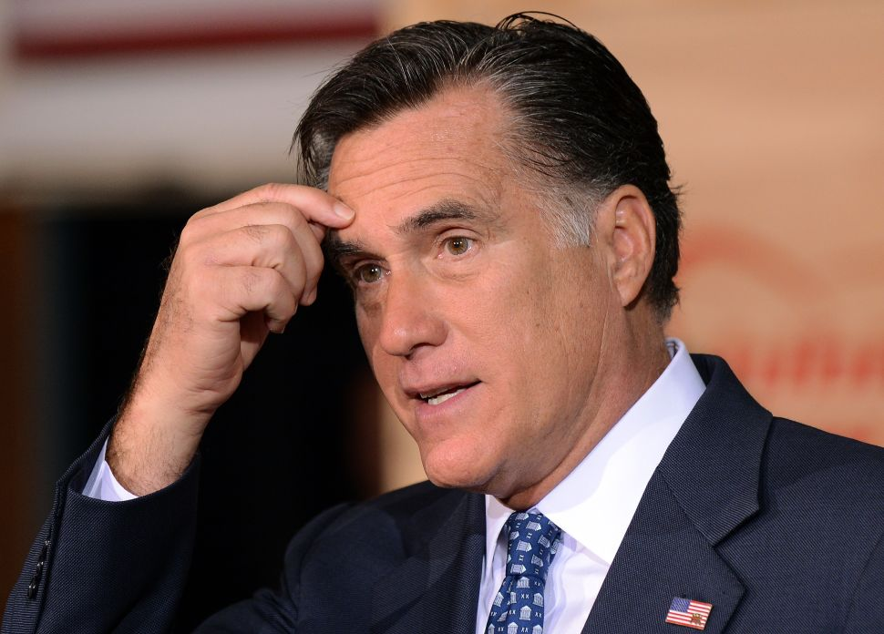 Mitt Romney's History of Haircut Bullying