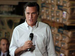 Mitt Romney (Photo: Getty)
