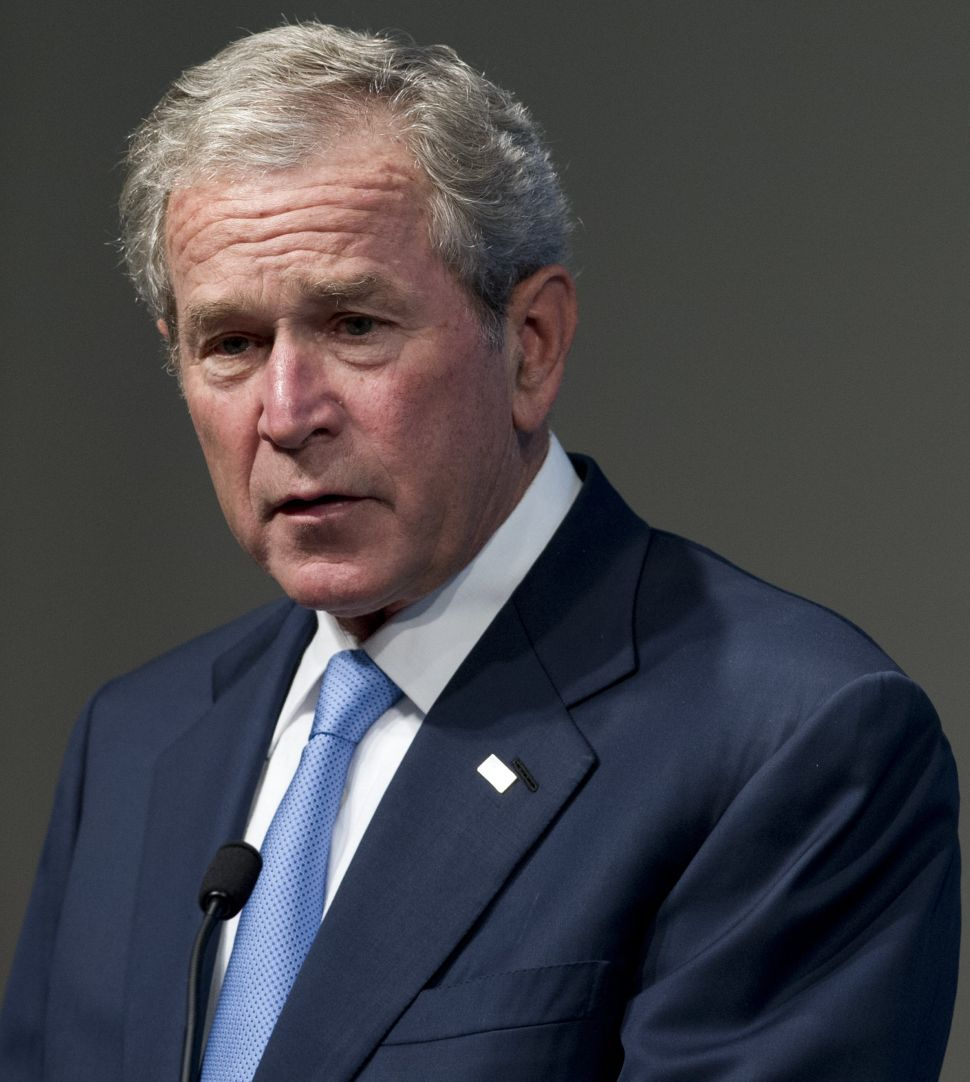 Romney Campaign Says They 'Welcome' George Bush's Support