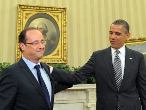 How do you say bro-down in French? (Photo: Getty)