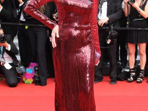 Jane Fonda, future Nancy Reagan on film. (Getty Images)