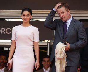 Thomas and Baldwin at Cannes.